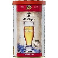 Coopers 86 pilsner malt préparé JOUR pilsener bière kg maison 1.7