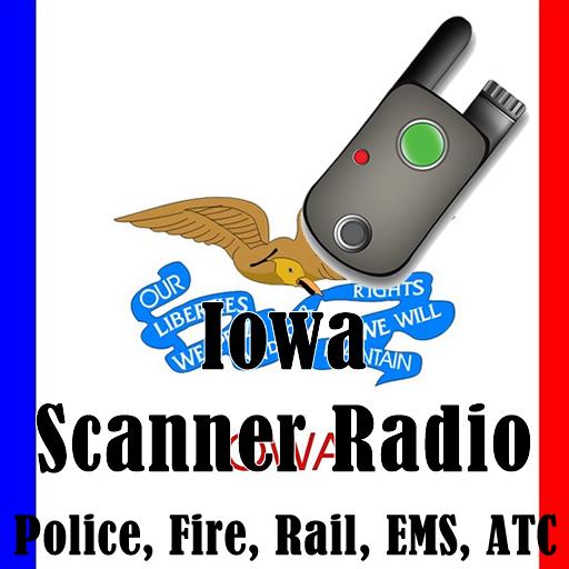 Iowa Scanner Radio FREE