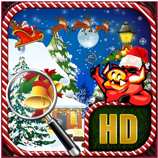 Christmas Tales- Magic Bells - Find Hidden Object Finder Bell