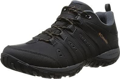 Columbia Men's Woodburn II Peakfreak Nomad Waterproof Shoes