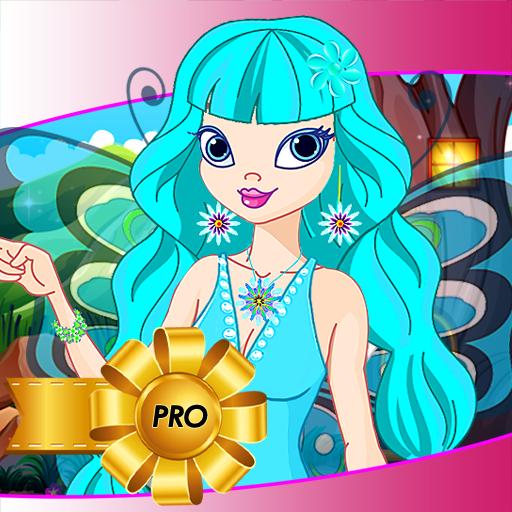 Fairy Dress Up-spiele (Up Feen Dress)