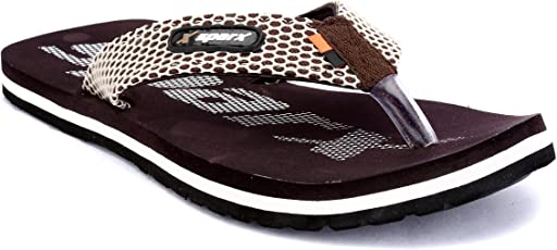 Sparx Men's Synthetic Flip Flop and Slippers