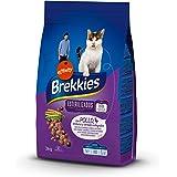 Brekkies Cibo per Gatti Sterilizzato con Pollo e Verdure - 3 kg - 1 Bag