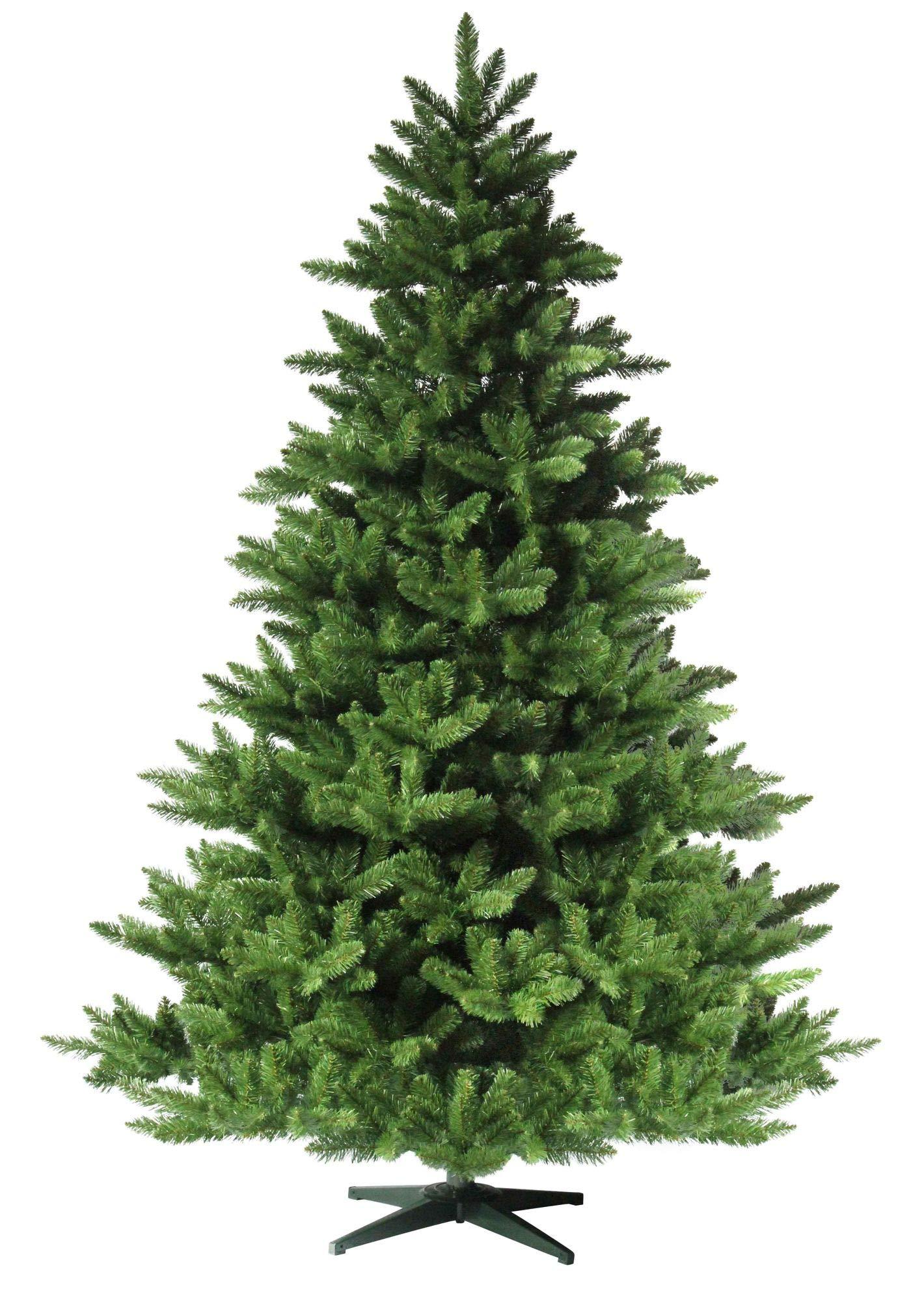 RS-Trade-HXT-19001-knstlicher-Weihnachtsbaum-Schnellaufbau-Klapp-Schirmsystem-schwer-entflammbar-unechter-Tannenbaum-inkl-Metall-Christbaum-Stnder