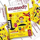 SUSSED ALL SORTS (EDICIÓN EN INGLÉS) (Divertidísimo y familiar juego de conversación de cartas) (Descubre quién conoce mejor