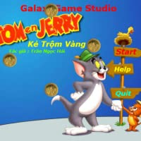 Tom & Jerry - Gold Thief