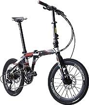 JAVA Fit 18s Folding bike Folded bicycle