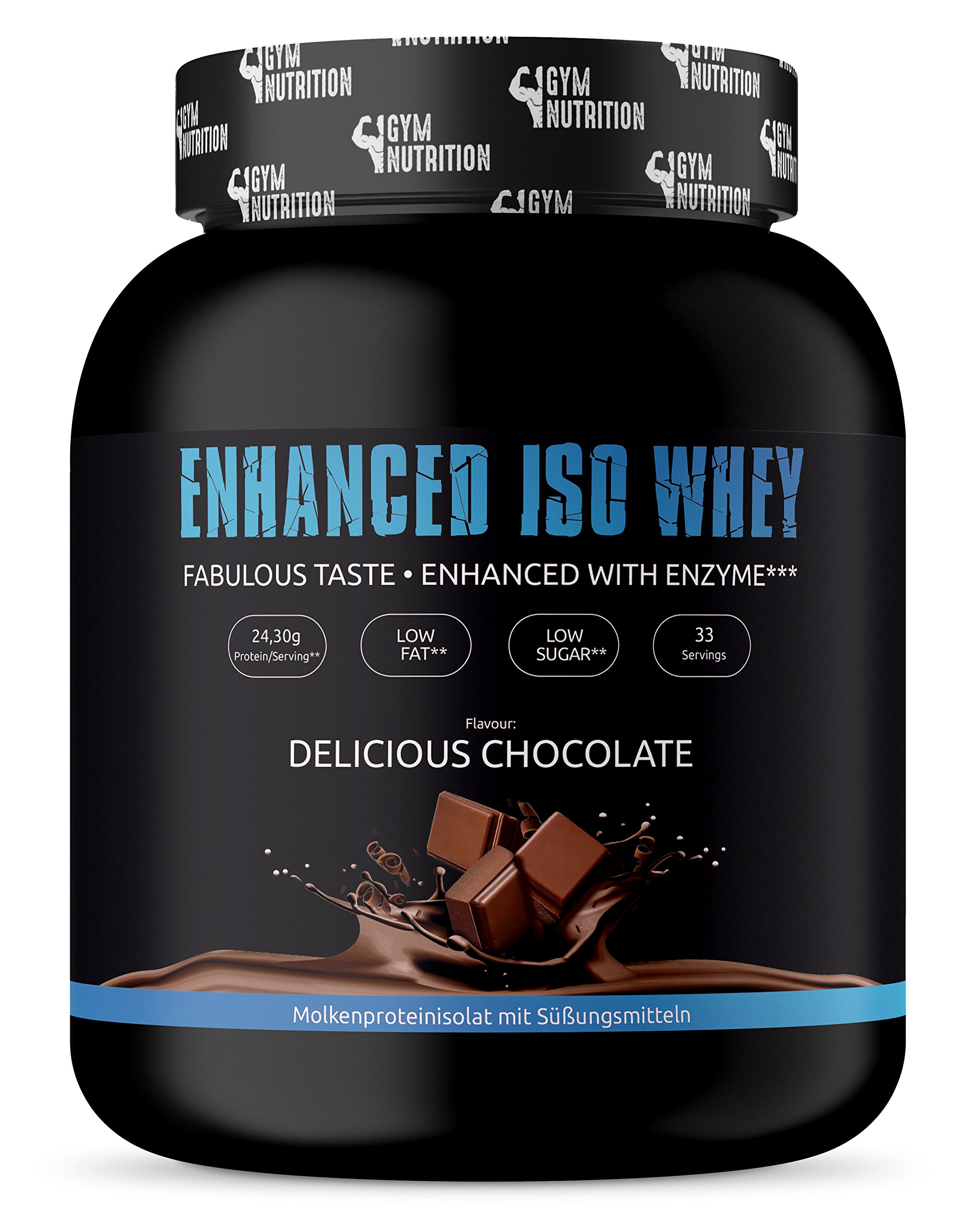 Enhanced Whey Protein