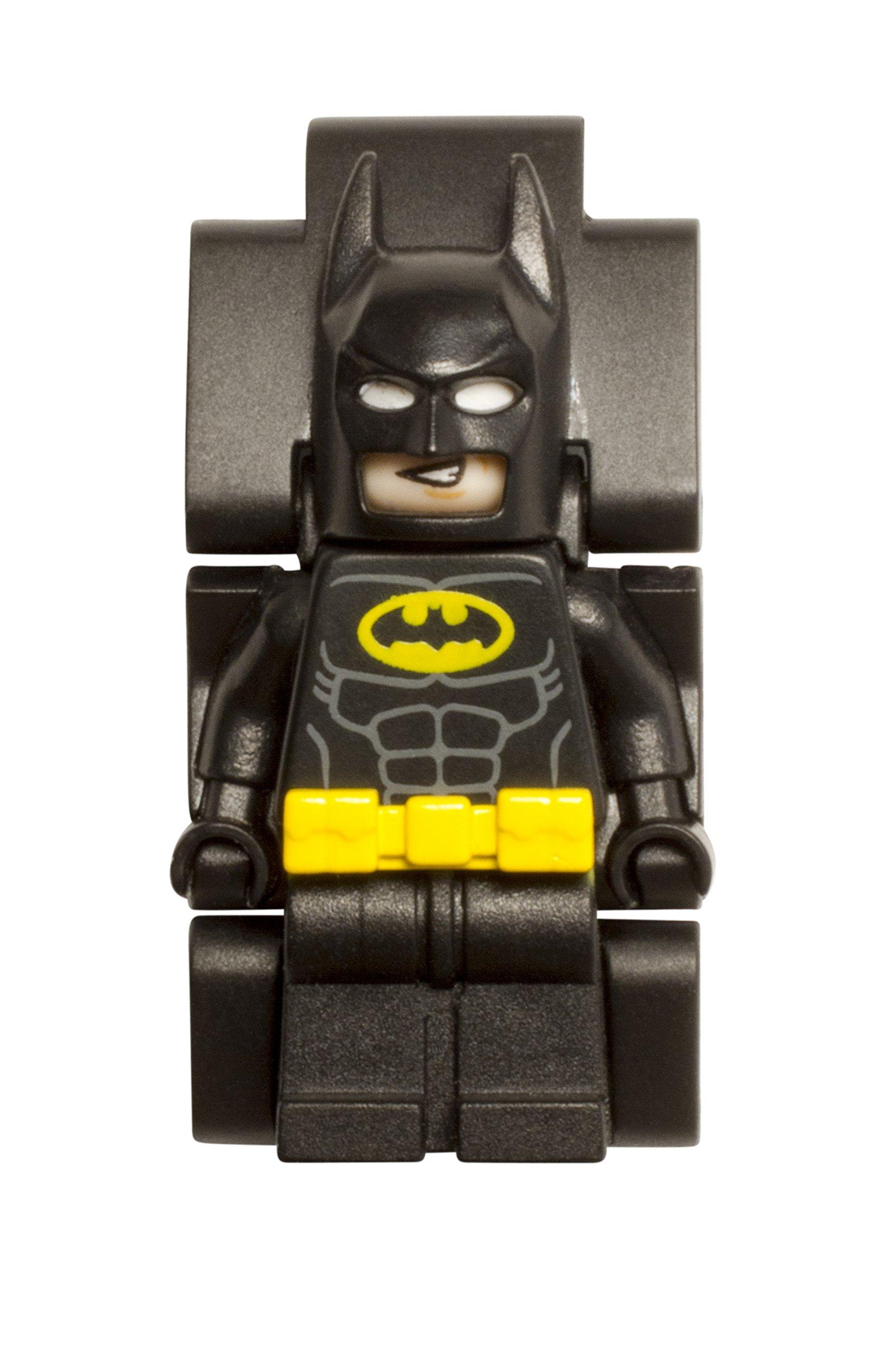 LEGO Batman 8020837 Orologio da polso componibile per bambini con minifigure Batman 3 spesavip