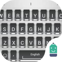 Power in Metal Theme&Emoji Keyboard