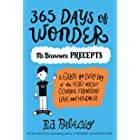 365 Days of Wonder: Mr. Browne's Precepts (English Edition)