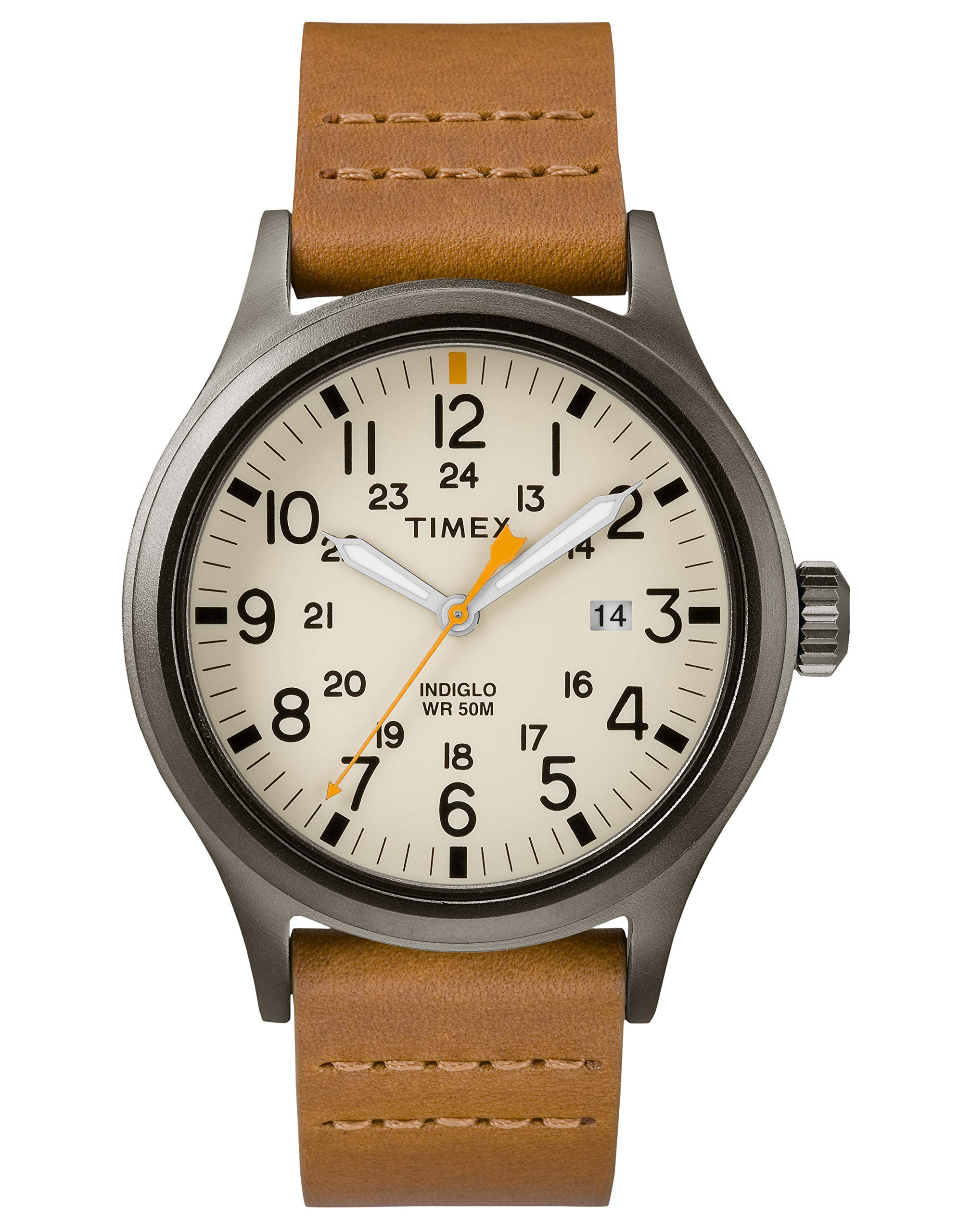 Timex Mens Analogue Quartz Watch Allied