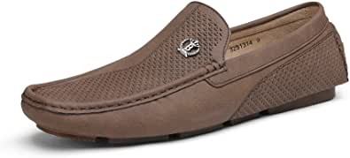 Bruno Marc Men's Casual Loafers Slip On Driving Shoes