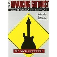 The Advancing Guitarist, Concetti e tecniche chitarristiche applicate (spartiti musicali)
