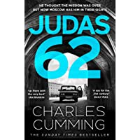 JUDAS 62: The gripping new spy action thriller featuring BOX 88 from the master of the 21st century spy novel