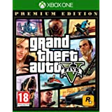 Grand Theft Auto V Premium Edition - Special - Xbox One