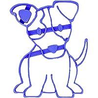 Tagliabiscotti a forma di cucciolo di cane Jack Russell Terrier