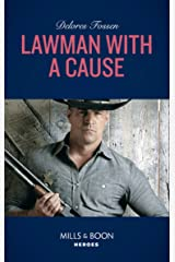 Lawman With A Cause (Mills & Boon Heroes) (The Lawmen of McCall Canyon, Book 3) Kindle Edition