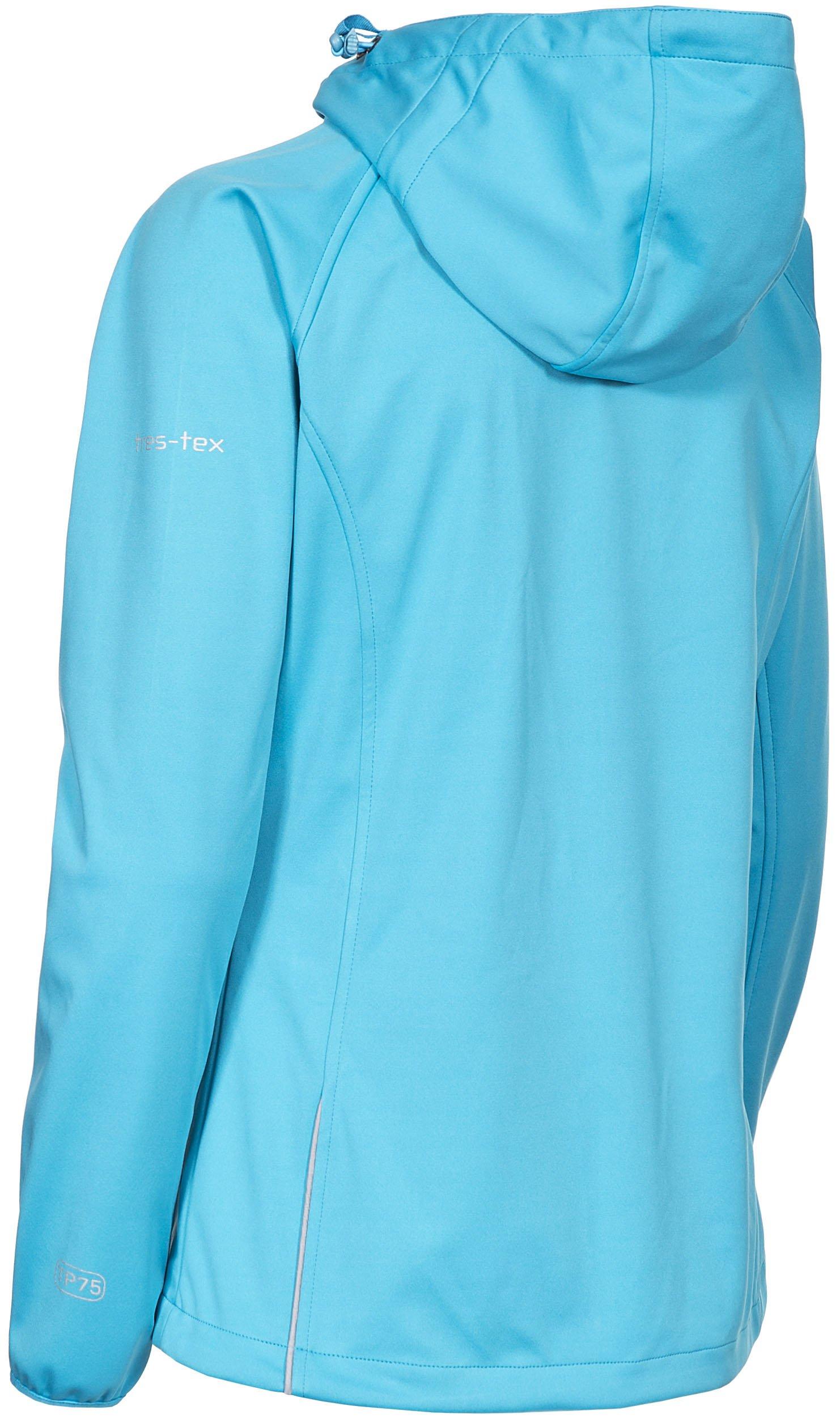 81pdrjwyW9L - Trespass Women's Sisely Softshell Jacket