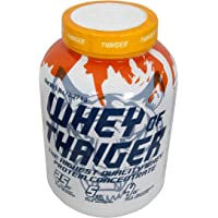 Thaiger Nutraceuticals,Whey Of Thaiger (Flavour - cookies & Cream) 5 LBS