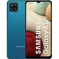 Samsung Galaxy A12 - Smartphone 64GB, 4GB RAM, Dual SIM, Blue