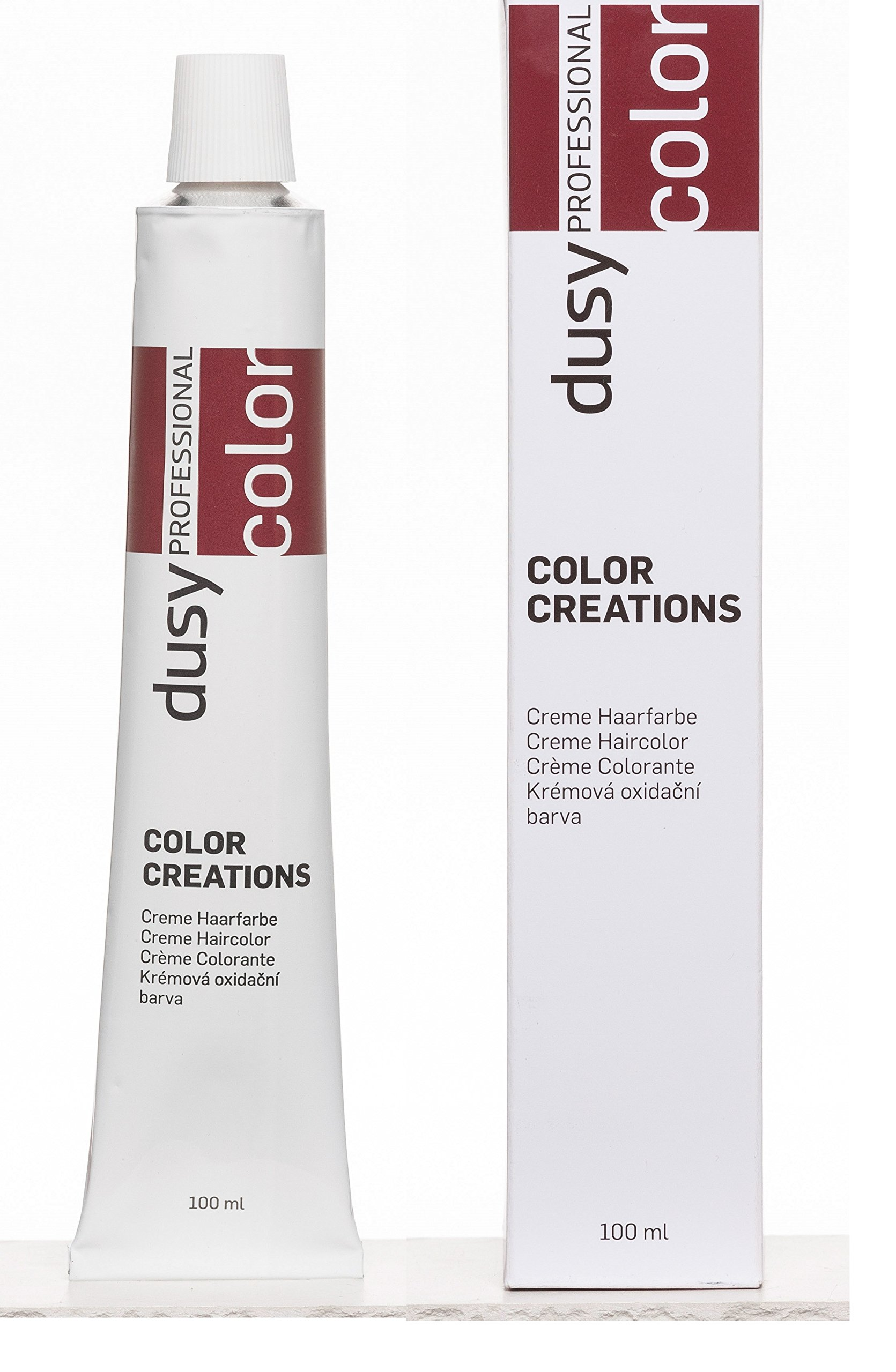 Dusy professional color Creations Intensive Reds 66.46 capelli biondo scuro intenso rosso – viola 1
