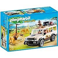 Playmobil - 6798 - Jeu - Aventuriers + et Lions - Taille 4 x 4 cm
