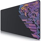 TITANWOLF - XXL Alfombrilla para ratón 900 x 400 mm - Speed Gaming Mousepad - Mouse Pad para Ordenador - Base para Mesa Grand