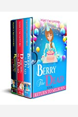 Return To Milburn, Books 1-3: A Culinary Cozy Mystery Box Set With Recipes Kindle Edition