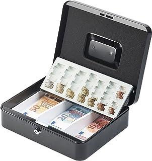und Transportkassette M/ünzkassette Geld Kasse Geldkasse Transportbox 300mm 30cm schwarz Geldtransportbox Geldkassette M/ünzz/ählbrett Z/ähl