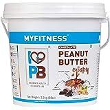 MYFITNESS Chocolate Peanut Butter Crispy 2.5 kg