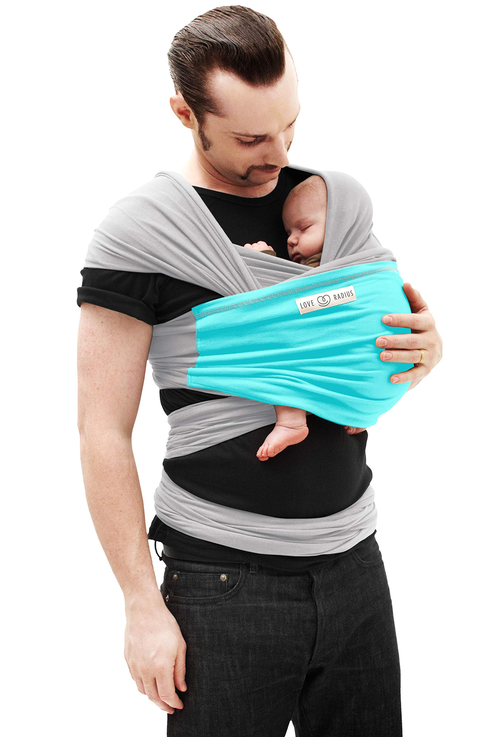 Je Porte Mon Bébé L'Originale Baby Sling Je Porte Mon Bébé High Quality Elastic Baby Carrier Dense, elastic and breathable material Great support, fits your baby's body like a second skin. 33