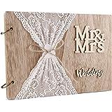 Livre d'or de mariage - Album photo Livre d'or Inscription Connexion