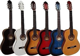 Chitarra Classica 4/4(adulto) 6colori a scelta, neutro