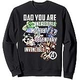 Marvel Avengers Dad You Are Incredible Sweatshirt