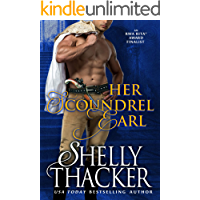 Her Scoundrel Earl: A Steamy Enemies-to-Lovers Historical Romance (Escape with a Scoundrel Series Book 2)