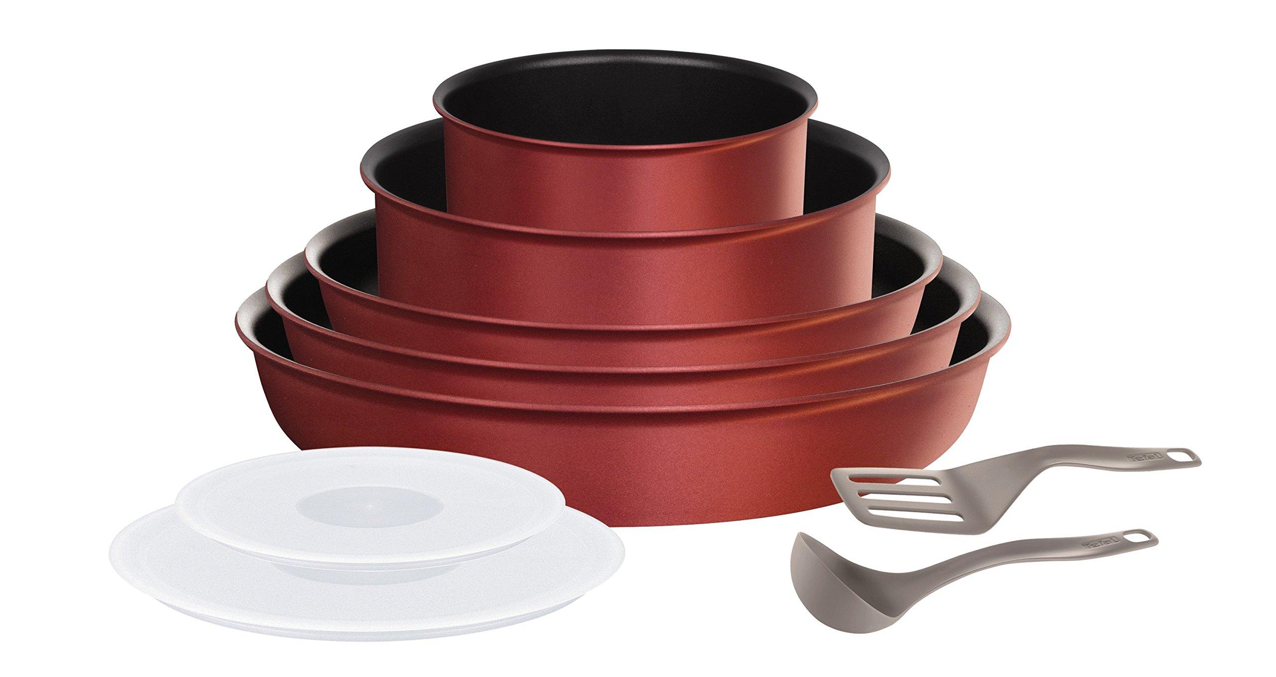 Tefal L6599302 3 - pan sets
