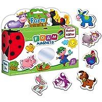 Roter Kafer Magnet Enfant Animaux de la ferme 31 pièces - Aimant Enfant Frigo Jeux Magnetique Enfant Jeux magnetique…