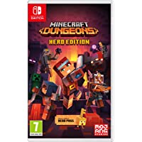 Minecraft Dungeons (Nintendo Switch)