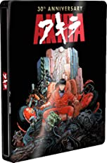 Akira - 30Th Anniversary Edition Steelbook (Blu-Ray+Dvd)