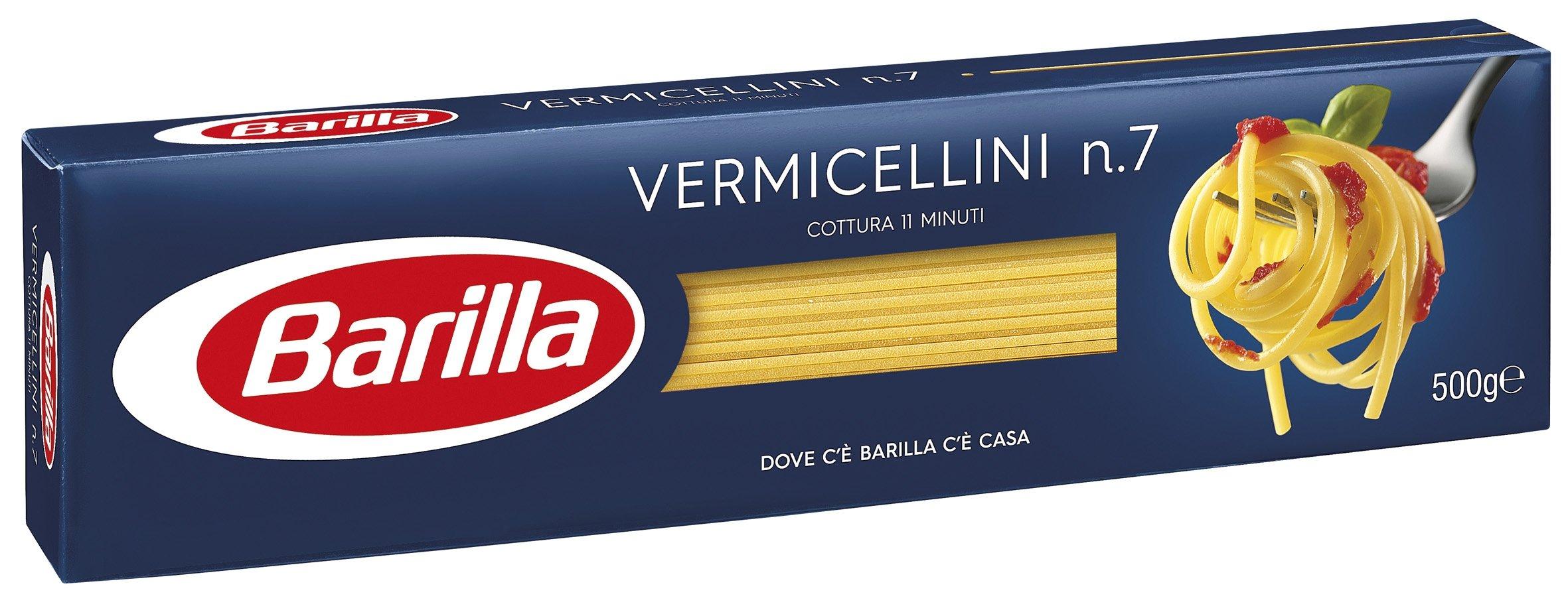 Barilla 007 Vermicellini Gr.500