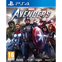 Marvel's Avengers (Free PS5 Upgrade)