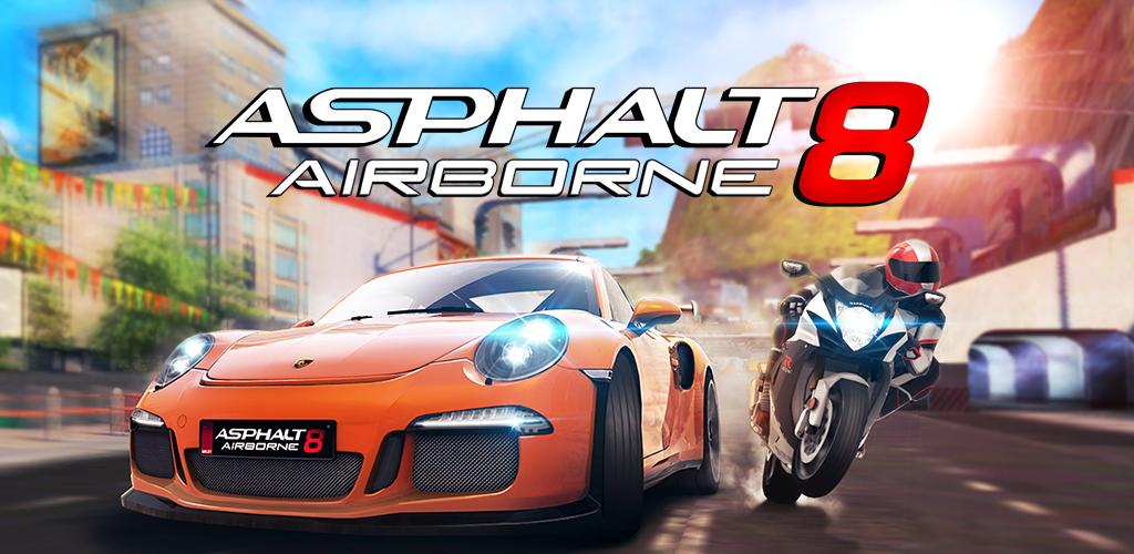 Asphalt 8: Airborne  (Kindle Tablet Edition) Screenshot