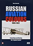 Russian Aviation Colours 1909-1922: 4
