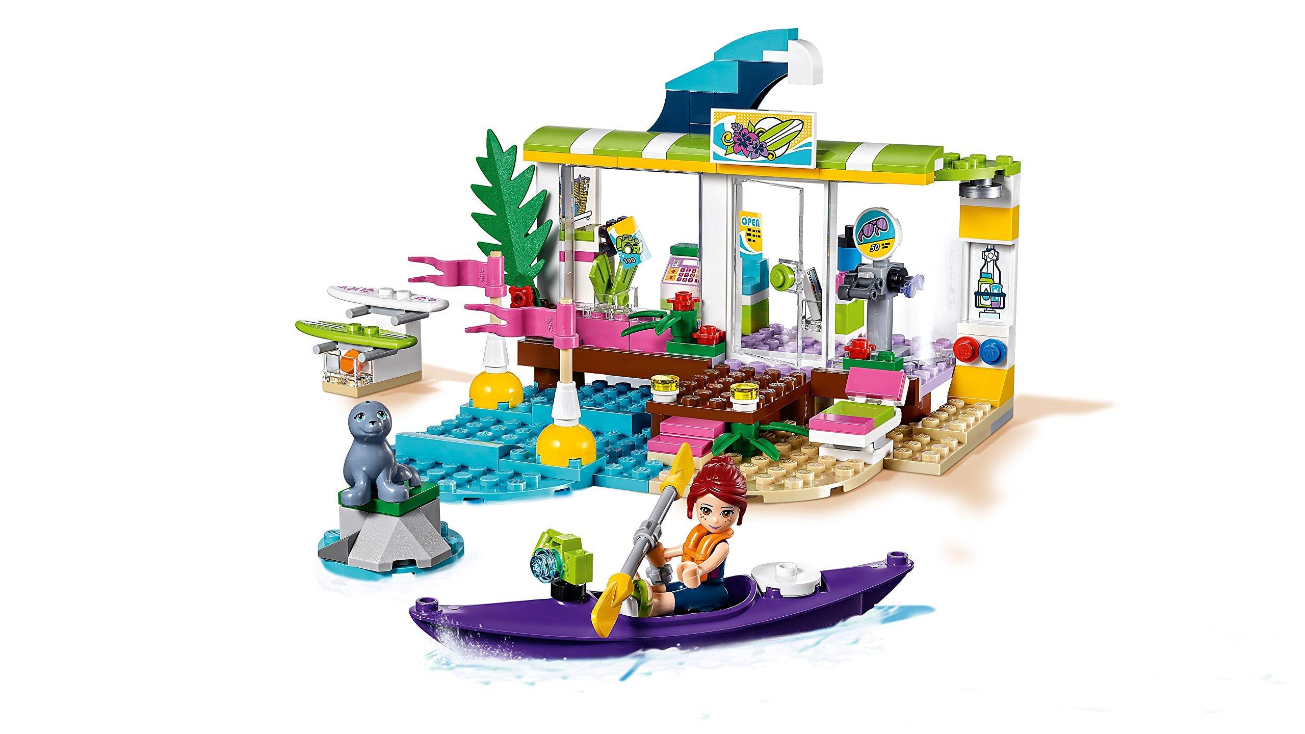 LEGO-Friends Il Surf Shop di Heartlake, Multicolore, 41315 3 spesavip