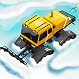 Snowcat Trail Groomer : la neve toelettatura sciistica di montagna - gold edition