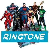 DC Comics Heroes Ringtones