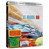 Le Mans 66 – Gegen jede Chance (inkl. Blu-ray, Steelbook) [4K Blu-ray]