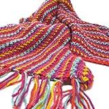 Veg Patch Blanket Crochet Kit – all-inclusive gift for crochet lovers
