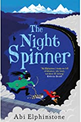 The Night Spinner (Dreamsnatcher 3) Paperback
